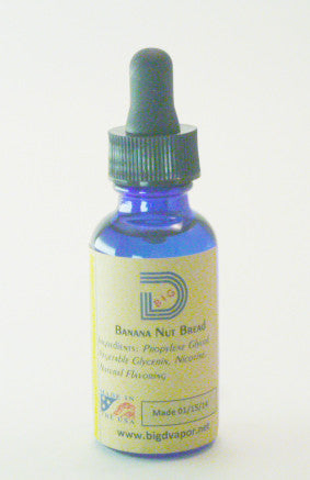 eLiquid -Banana Nut Bread 30 mL