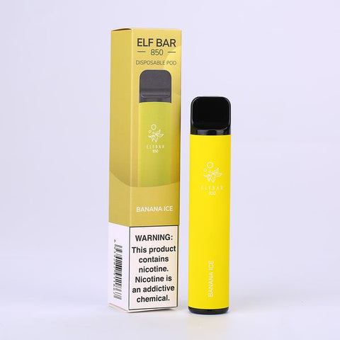 ELF BAR 1500 Puff Disposable (14 Flavors)