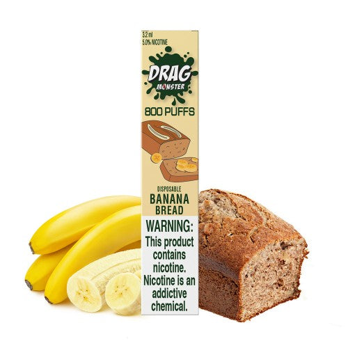 Drag Monster Banana Bread