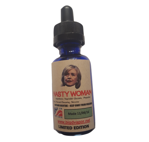 Nasty Woman Limited Edition E-Liquid 30ml