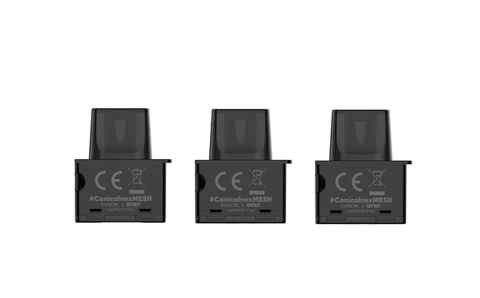 Smok & OFRF nexMESH Replacement Pods / Cartridges (3 Pack)