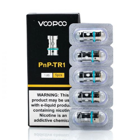 VOOPOO PnP Replacement Coils (5 Pack)