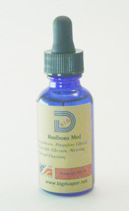 eLiquid - Rarlboro Med 30 mL - Big D Vapor