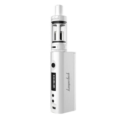Kanger SUBOX Mini 50 Watt Starter Kit WHITE EDITION