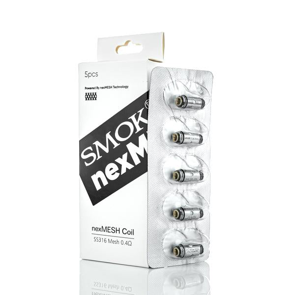 Smok OFRF Nexmesh Replacement Coils 0.4 Ohm