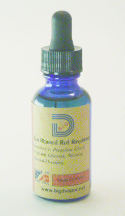 eLiquid - Sun Ripened Red Raspberry 30 mL