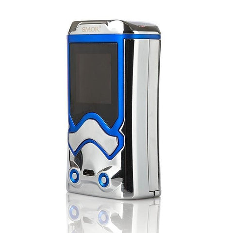 Smok T-Storm 230 Watt TC Dual 18650 Mod LIMITED EDITION STORM TROOPER