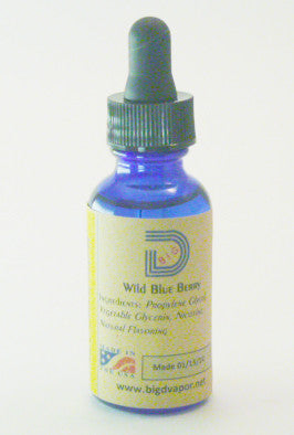 eLiquid - Wild Blueberry 30 mL