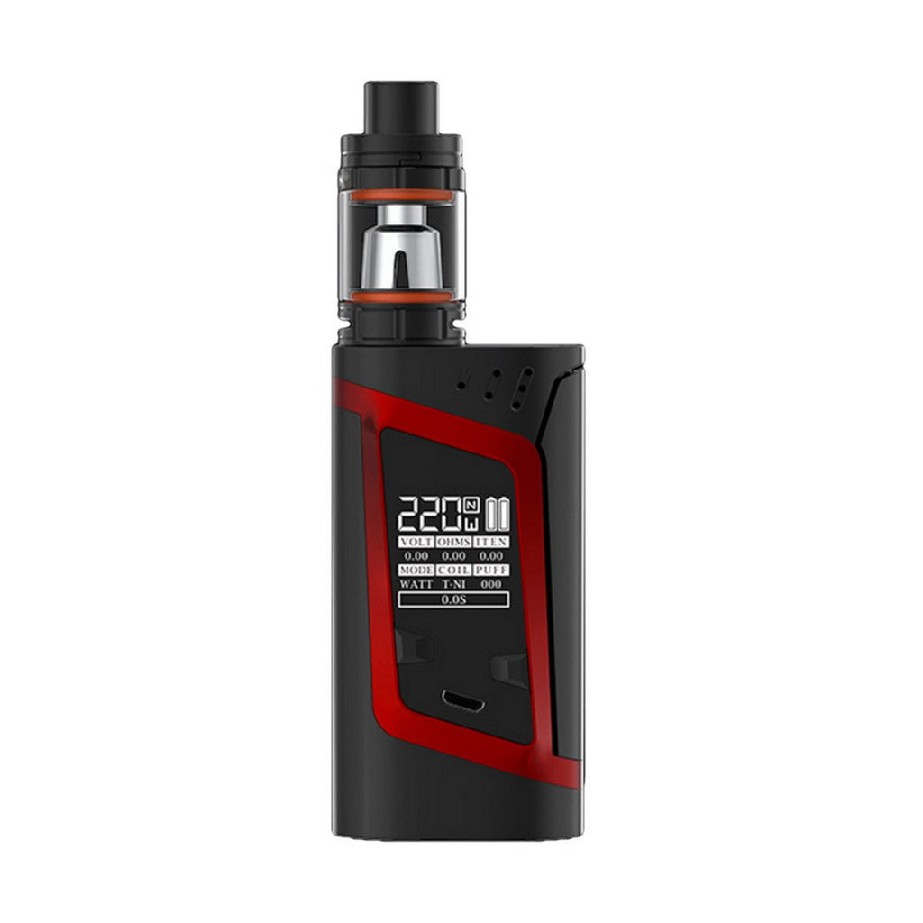 Smok Alien 220 Watt Kit with TFV8 Baby Beast Tank - Big D Vapor - 1