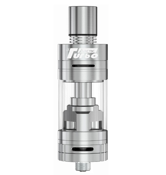 Horizon Arctic Turbo 6 Coil Tank With Extra Coils & Glass - Big D Vapor - 1