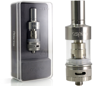 Aspire Atlantis Sub Ohm Clearomizer
