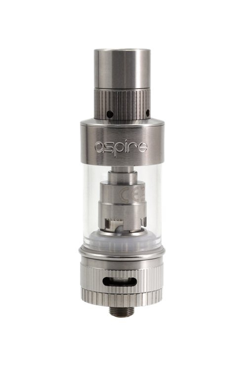 Aspire Atlantis 2 Sub Ohm Clearomizer with Self Cooling Drip Tip - Big D Vapor - 1