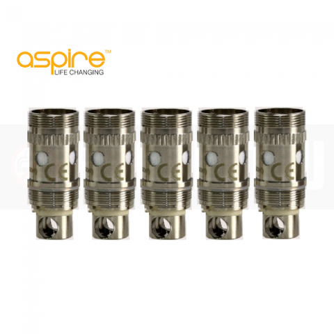 Aspire Atlantis / Atlantis 2 / Triton Sub Ohm Replacement Atomizer Coil Heads (5 Pack)