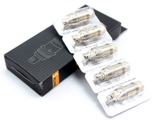 Aspire BVC Replacement Atomizer Coils for Nautilus and Nautilus Mini (5 Pack) - Big D Vapor - 1