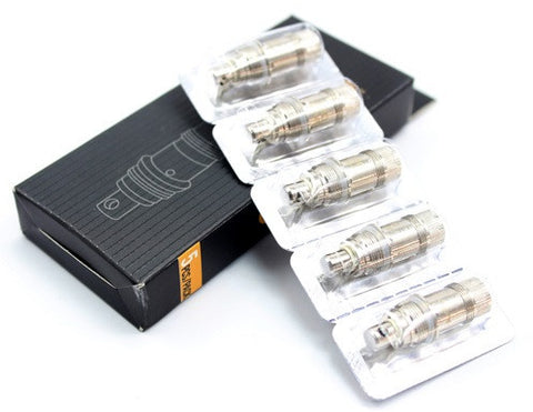Aspire BVC Replacement Atomizer Coils for Nautilus and Nautilus Mini (5 Pack)
