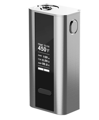 Joyetech Cuboid 200 Watt TC Mod Kit - Big D Vapor - 1