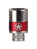 Star Adjustable Airflow Drip Tip (Multiple Colors) - Big D Vapor - 4