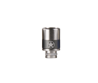 Star Adjustable Airflow Drip Tip (Multiple Colors) - Big D Vapor - 1