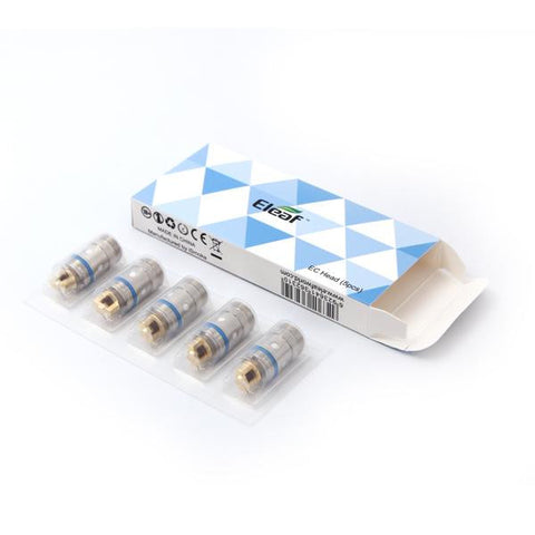 eLeaf EC-TC Heads (Temperature Control) Coils for iJust 2 / Melo Tanks (5 Pack)