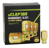 Clapton 24k Gold OVC Coils For Crown Tanks (4 Pack) - Big D Vapor - 2