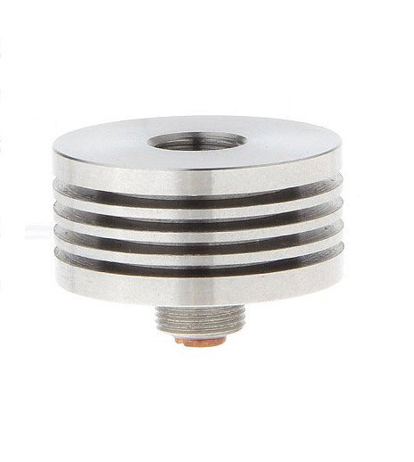Universal 510 Thread Heatsink with Adjustable Copper Pin - Big D Vapor - 1