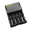 Nitecore Intellicharger i4 2014 Version Lithium Ion IMR Smart Charger - Big D Vapor - 1