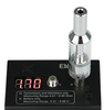 eLeaf Digital Ohm Meter & Voltage Meter - Big D Vapor - 2