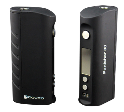 Dovpo Punisher 80 Watt TC Mod