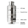 Rage 3 in 1 Sub Ohm Tank, RBA, and RDA - Big D Vapor - 2