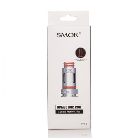 SMOK RPM80 RGC Conical Mesh Coil (5 Pack)