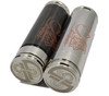 Stingray 26650 Brass Mechanical Mod - Solid Brass Clone in Silver or Black - Big D Vapor - 3