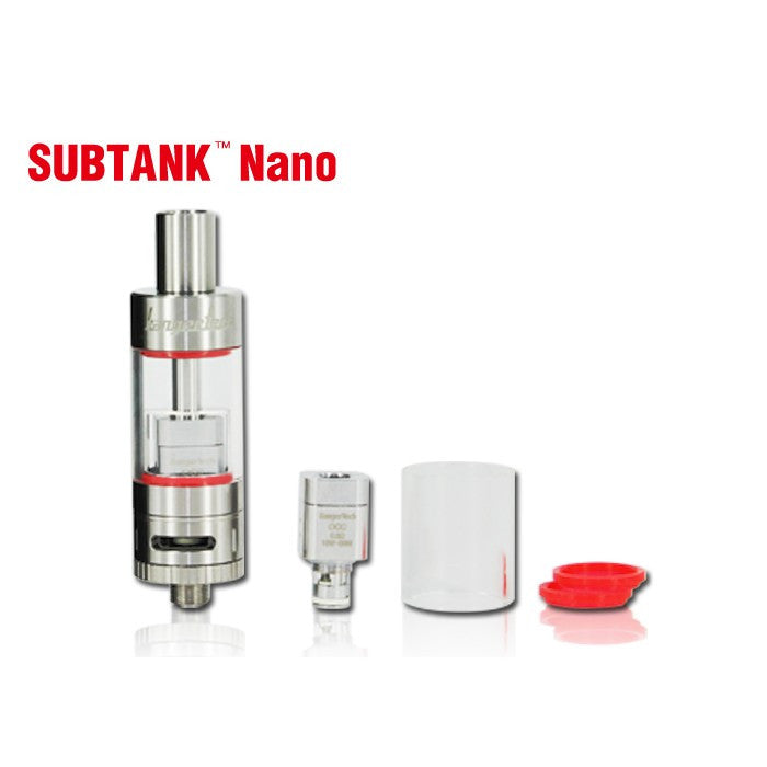Kanger Subtank Nano Clearomizer Kit - Big D Vapor - 1