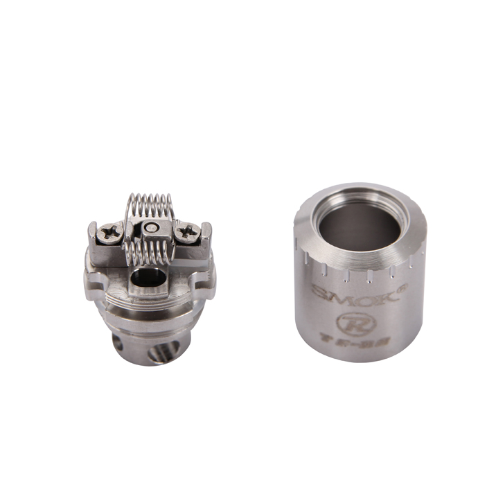 Smok TF-R2 Dual Coil Rebuildable Deck For TFV4 Tanks - Big D Vapor - 1