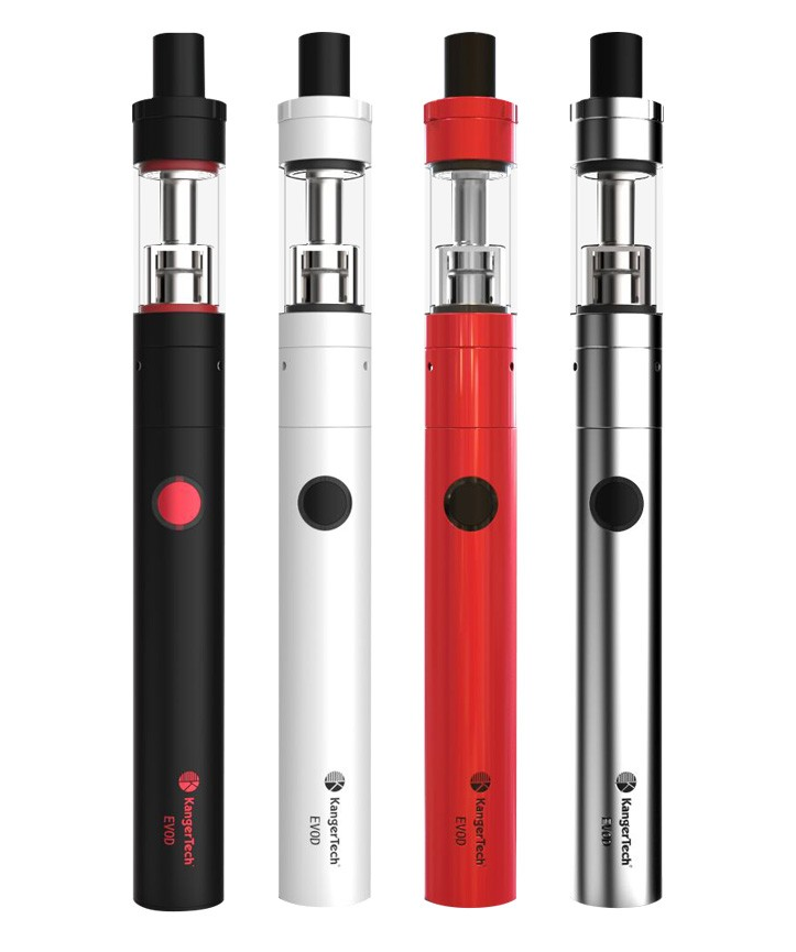 Kanger Top Evod Starter Kit - Big D Vapor - 1