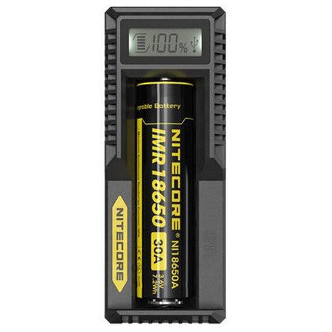Nitecore UM10 Charger with Digital Display - Big D Vapor - 1