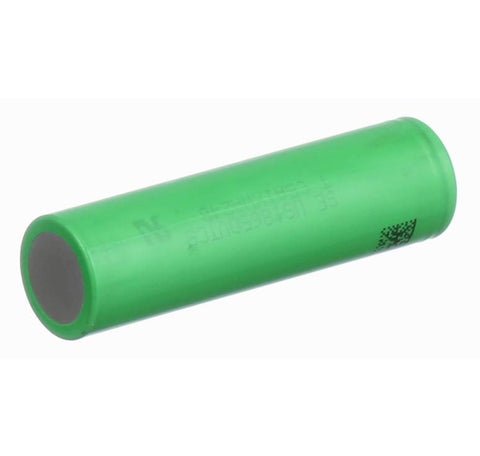 Sony VTC5 18650 3.7V 2600 mAh 30A Discharge High Capacity Battery