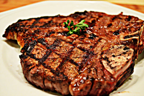 truffle steak