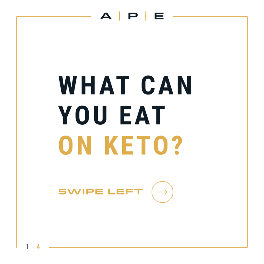 What Can You Eat On Keto?