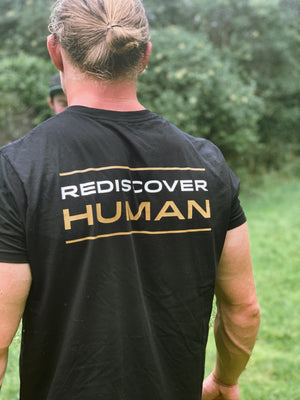 Rediscover Human Unisex T-Shirt