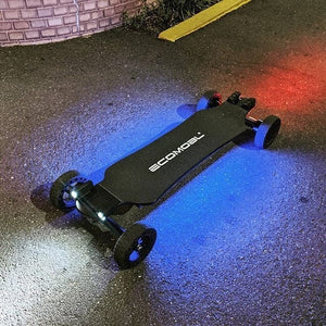 Ecomobl ET Electric Longboard 2WD All Terrain