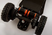 Load image into Gallery viewer, Epic Electric Skateboards Carbon Racer 3200 Dual Pro Longboard