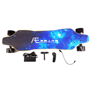 AEBoard AF Electric Longboard Removable Battery