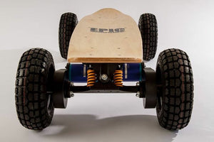 Epic Electric Skateboards Dominator 8000 Pro + Electric Skateboard