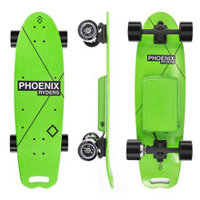 Load image into Gallery viewer, Phoenix Ryders Dragonfly Electric Skateboard