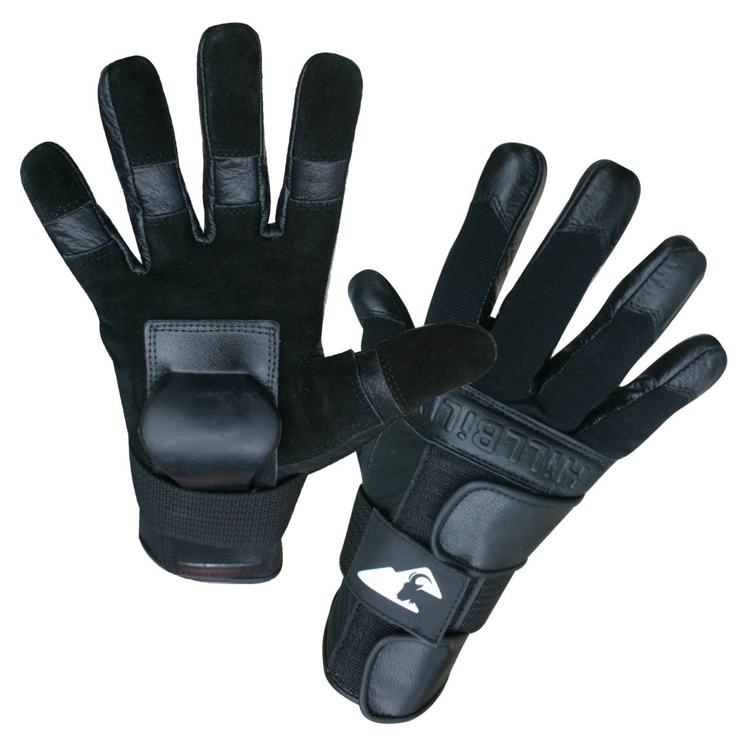 Hillbilly Wrist Guard Gloves Full Finger