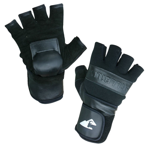 Hillbilly Wrist Guard Gloves Fingerless