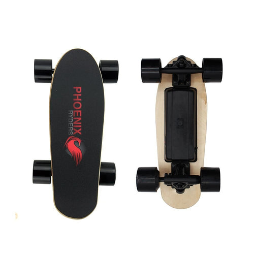Phoenix Ryders Dragon Lite Raven Electric Skateboard