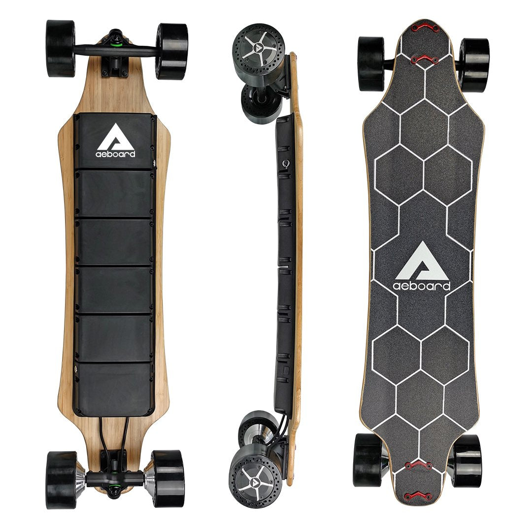 AEBoard AX Plus Electric Longboard 400W x 2