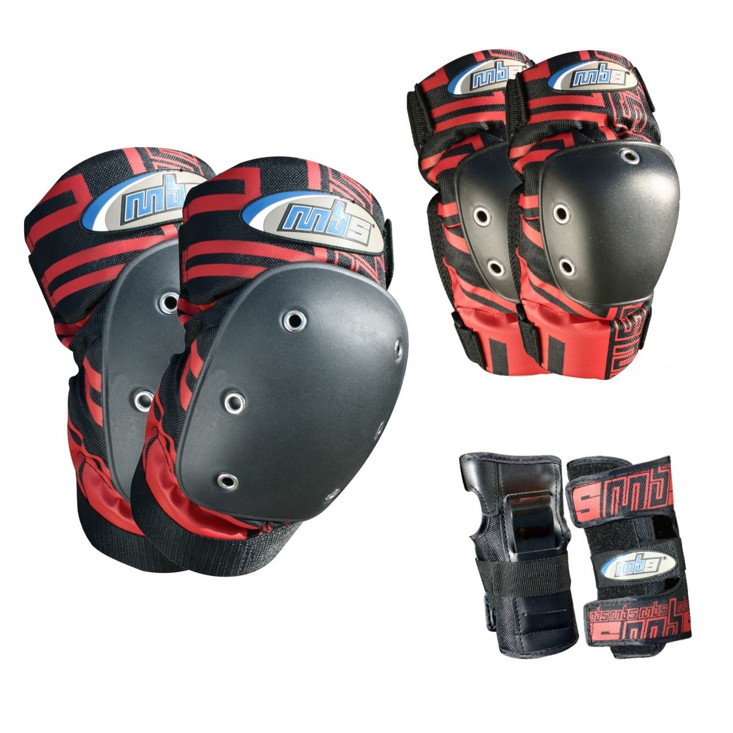 MBS Pro Tri-Pack Pads