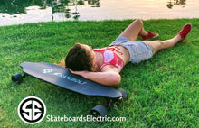 Load image into Gallery viewer, Skatebolt Tornado II Electric Longboard